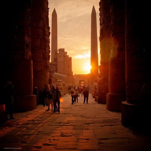 Cairo And Luxor Tour From Alexandria Port