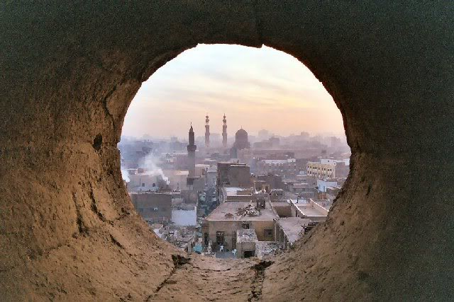 Old Cairo From El Sokhna Port