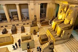Cairo tour, Egyptian museum