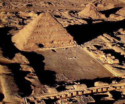 Ancient pyramids tour