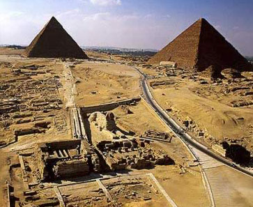 Cairo pyramids Tour From Alexandria