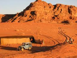 Wadi Rum Safari Tour From Amman
