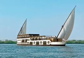 Jaz Yakouta Dahabiya Nile Cruise, Travel In Style