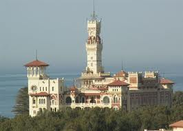 Alexandria Montazah Palace In Egypt