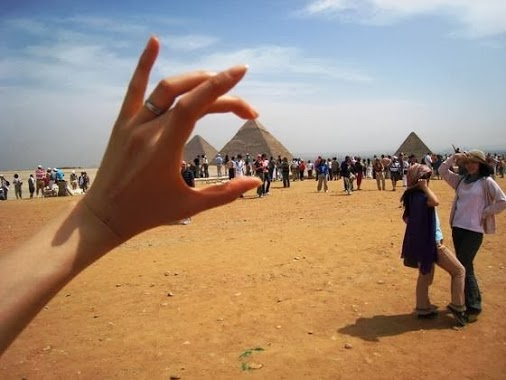 Pyramids Tours From Dahab