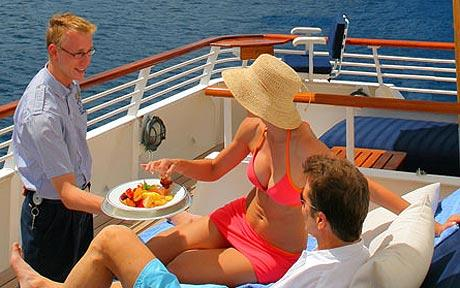 Luxury Nile Cruise Tours