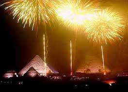 Cairo New Year holiday