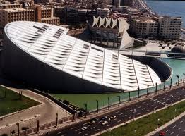 Alexandria Library, Things To Visit In Alexandria