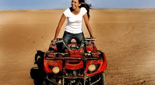 Quad Bike Safari Trip in Hurghada