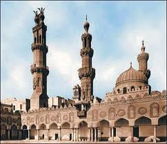 AL Azhar Mosque, Cairo Islamic Attractions