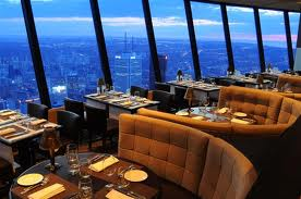 Revolving Restaurant In Cairo Tower