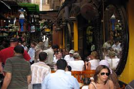 Cafes In Cairo