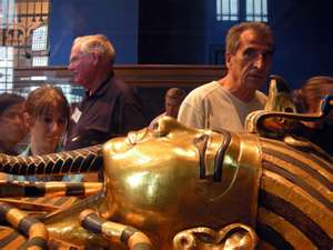 King Tut Amon Treasure