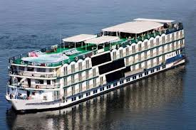 Christmas Holiday in Egyptian Nile Cruise