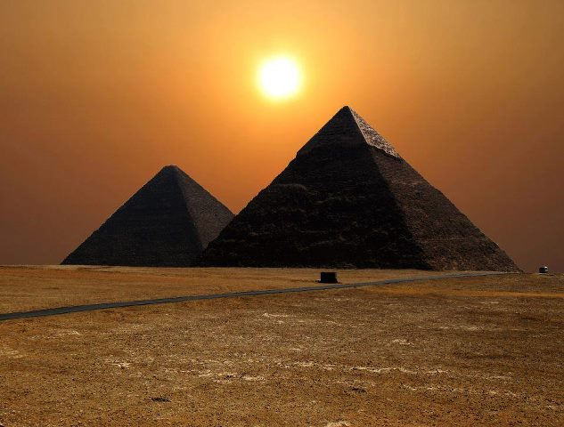 Egyptian Pyramids Tour
