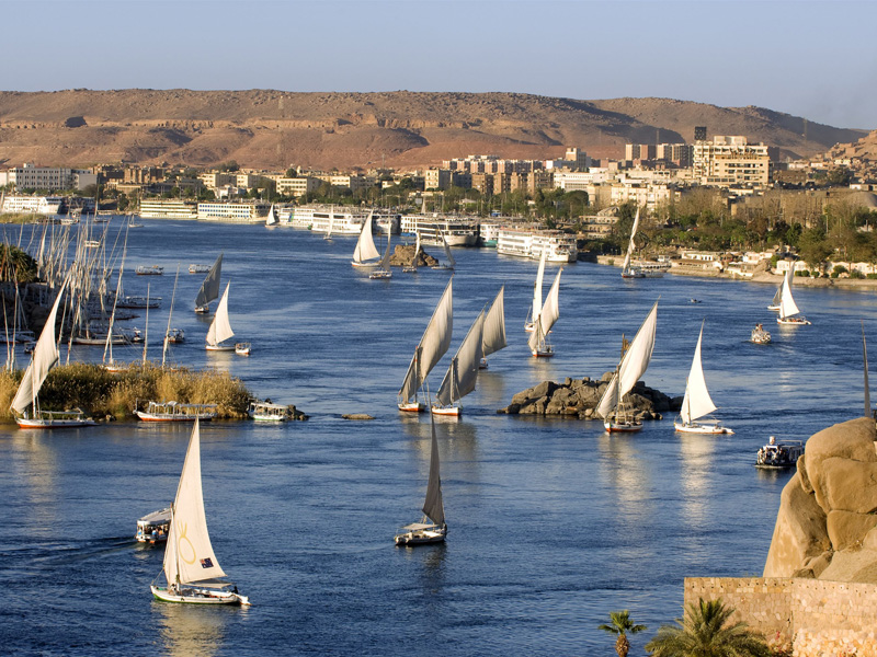 Cairo, Luxor and Aswan Budget Tours