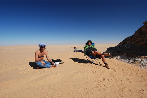 Egypt Desert Safari Tours