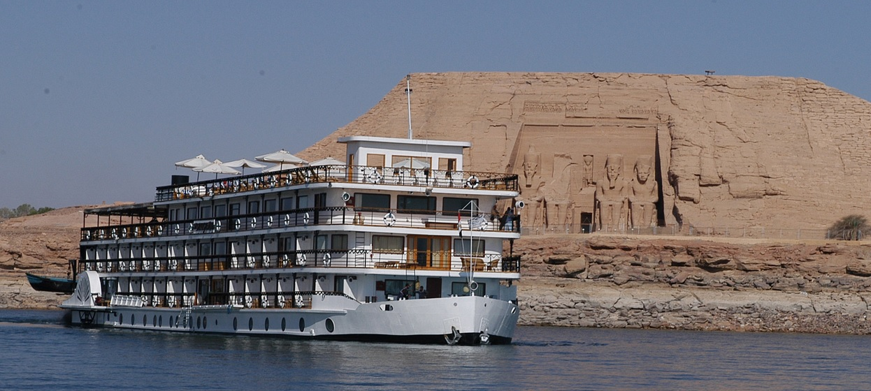Luxury Cairo, Nile Cruise and lake Cruise