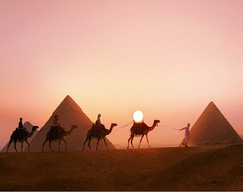 Egypt Tour Packages in New Year