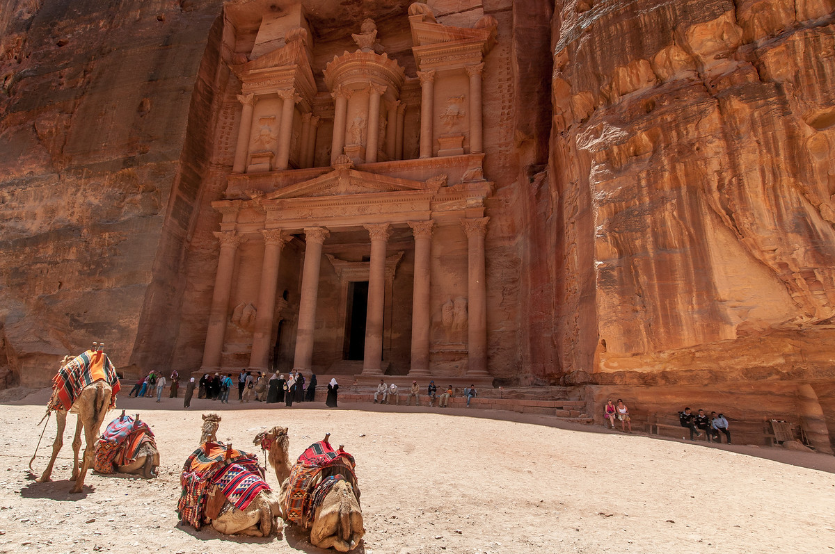 Egypt and Jordan Student Tours