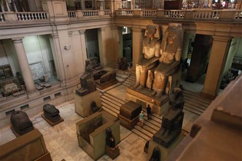 Cairo Museum Layover Tour from Cairo Airport